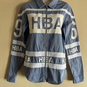 HBA Good by air strap embroidered long sleeve
